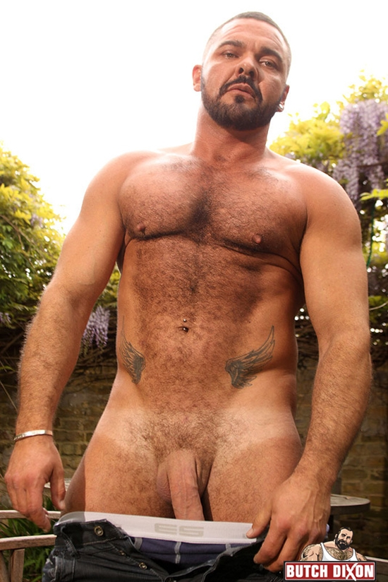 muscle Naked bears gay